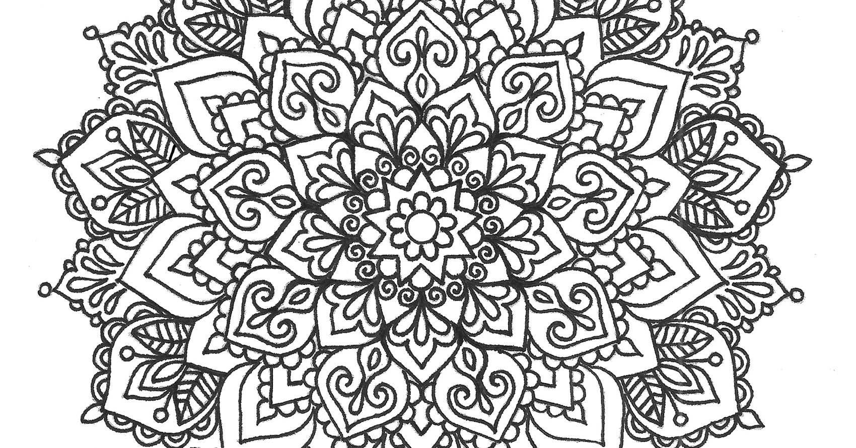 Mandala Monday #3