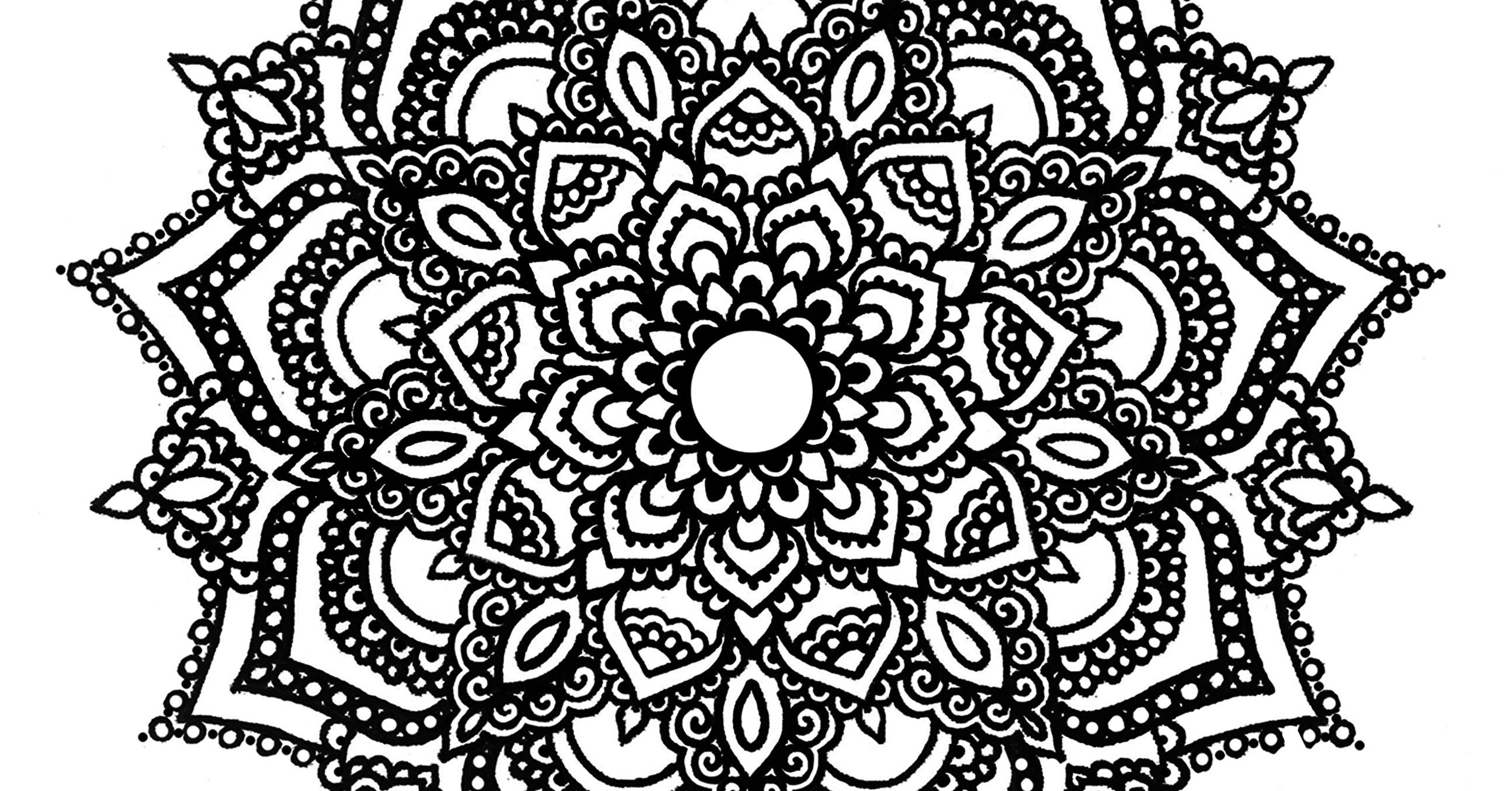Mandala Monday #4