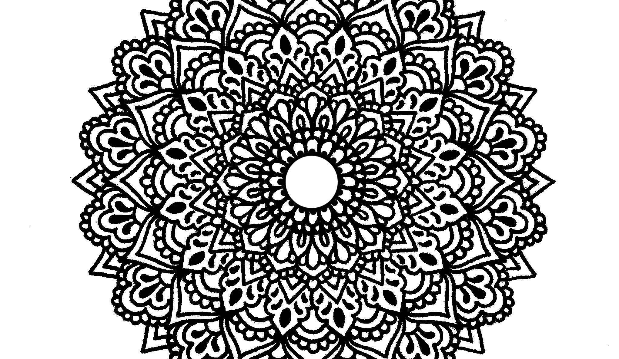 Mandala Monday #6