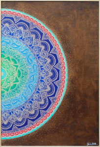 Ruminate Mandala
