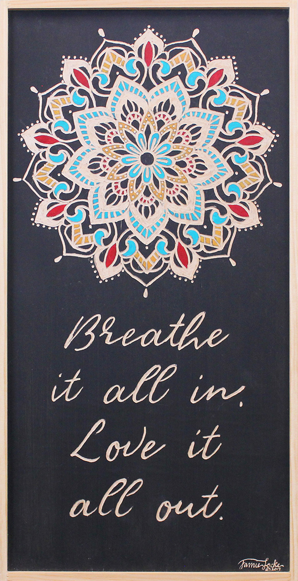Breathe It All In, Love It All Out