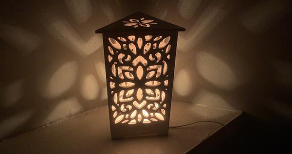 Mandala LightBox - 3 or 4 Sided