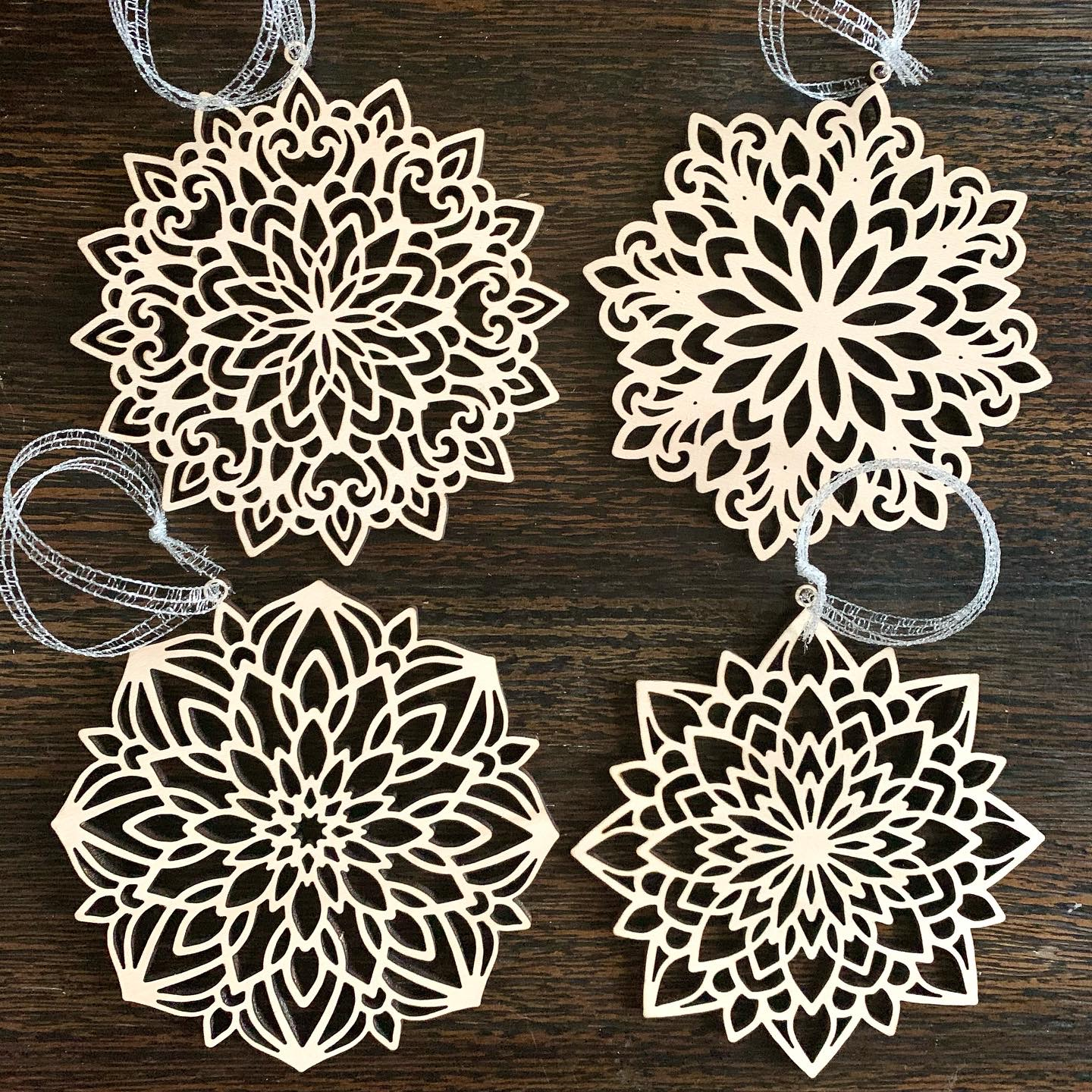 Mandala Ornaments