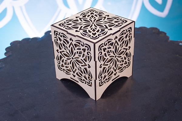 Mini Mandala LightBox