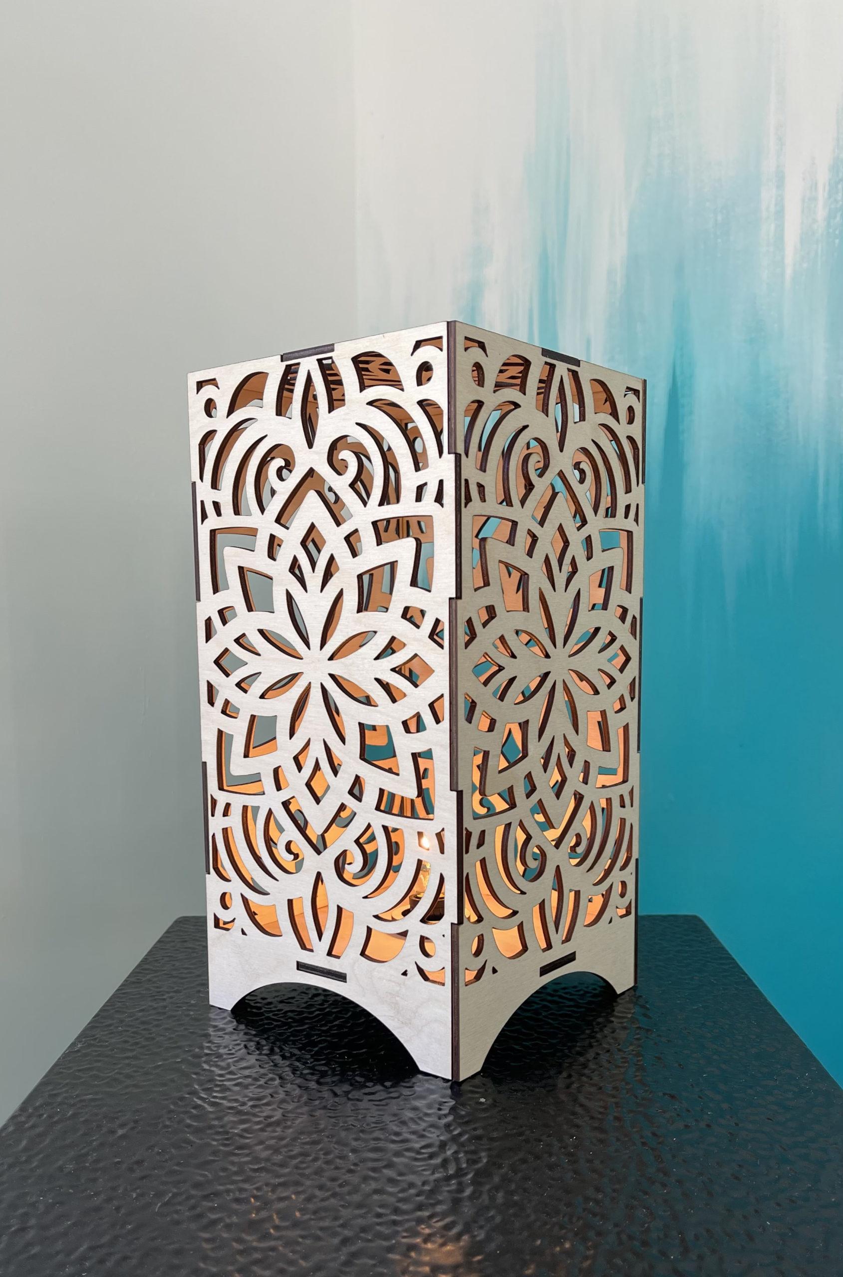 Mandala LightBox - Lisa